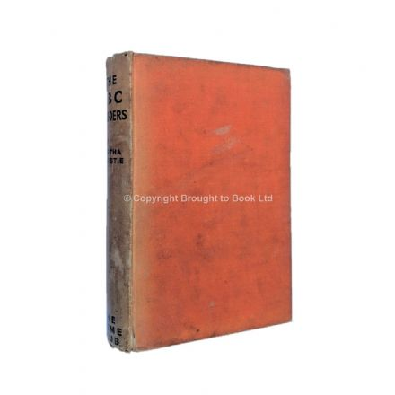 The ABC Murders by Agatha Christie First Edition The Crime Club by Collins 1936